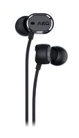 AKG N20 NC im Ohr Binaural Verkabelt Schwarz Mobiles Headset (Schwarz)