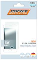 Displex 00716 Galaxy S8 Klare Bildschirmschutzfolie Bildschirmschutzfolie (Transparent)