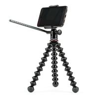 Joby GripTight GorillaPod Video PRO Smartphone/Action camera 3Bein(e) Schwarz Stativ (Schwarz)