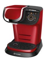 Bosch TAS6003 Freistehend Pad-Kaffeemaschine 1.3l Rot Kaffeemaschine (Rot)