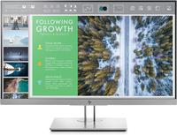HP EliteDisplay E243 23.8Zoll Full HD IPS Schwarz, Silber Computerbildschirm (Schwarz, Silber)