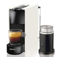 Krups XN1111 Freistehend Vollautomatisch Pad-Kaffeemaschine 0.7l Weiß Kaffeemaschine (Weiß)