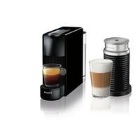 Krups XN1118 Freistehend Manuell Espressomaschine 0.6l 1Tassen Schwarz Kaffeemaschine (Schwarz)