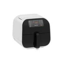 Tefal FX1050 Eins Stand-alone Gefrierschrank 2000W Schwarz, Weiß Friteuse (Schwarz, Weiß)