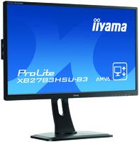 iiyama ProLite XB2783HSU-B3 27Zoll Full HD A-MVA Matt Schwarz Flach Computerbildschirm (Schwarz)