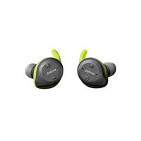 Jabra Elite Sport im Ohr Binaural Kabellos Schwarz, Grün Mobiles Headset (Schwarz, Grün)