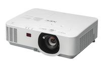 NEC P603X Desktop-Projektor 6000ANSI Lumen 3LCD XGA (1024x768) Weiß Beamer (Weiß)