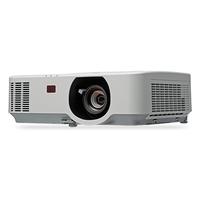 NEC NP-P554U Desktop-Projektor 5500ANSI Lumen LCD WUXGA (1920x1200) Weiß Beamer (Weiß)
