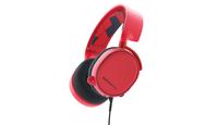 Steelseries Arctis 3 Binaural Kopfband Rot Headset (Rot)