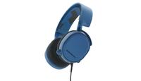 Steelseries Arctis 3 Binaural Kopfband Blau Headset (Blau)