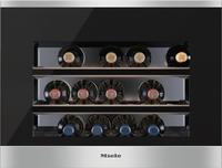 Miele KWT 6112 iG Eingebaut Schwarz 18Flasche(n) A+