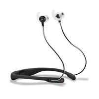 JBL Reflect Fit Schwarz im Ohr im Ohr, Nackenband Kopfhörer (Schwarz)