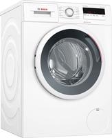 Bosch Serie 4 WAN28121 Freistehend Frontlader 7kg 1390RPM A+++ Weiß Waschmaschine (Weiß)
