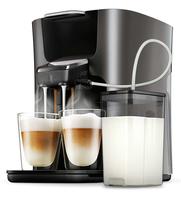 Senseo Kaffeepadmaschine HD6574/50 (Schwarz, Titan)