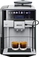 Siemens EQ.6 plus s700 Freistehend Vollautomatisch Espressomaschine 1.7l 2Tassen Schwarz, Grau (Schwarz, Grau)