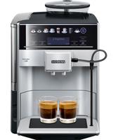Siemens EQ.6 plus s300 Freistehend Vollautomatisch Espressomaschine 1.7l 2Tassen Schwarz, Grau (Schwarz, Grau)