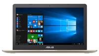 ASUS VivoBook Pro N580VD-DM039T 2.8GHz i7-7700HQ 15.6Zoll 1920 x 1080Pixel Metallisch Notebook (Gold, Metallisch)