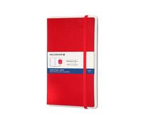 Moleskine PTNL34HF201 176Blätter Rot Notizbuch (Rot)