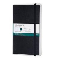 Moleskine PTNL33HBK01 Schwarz Notizbuch (Schwarz)