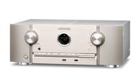 Marantz SR5012 100W 7.2Kanäle Surround 3D Silber AV-Receiver (Silber)