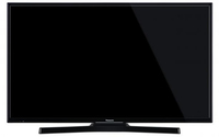 Panasonic TX-24EW334 24Zoll HD Schwarz LED-Fernseher (Schwarz)
