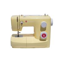 SINGER Simple 3223Y Halbautomatische Nähmaschine (Gelb)