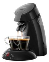 Senseo Original Kaffeepadmaschine HD6554/68 (Schwarz)