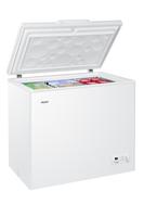 Haier HCE233S Freistehend Schublade 231l A++ Weiß Tiefkühltruhe (Weiß)