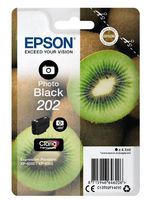 Epson 202 4.1ml 400Seiten Foto schwarz Tintenpatrone