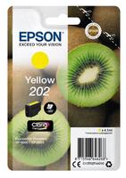 Epson 202 4.1ml 300Seiten Gelb Tintenpatrone