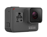 GoPro HERO5 Black 12MP 4K Ultra HD WLAN Actionsport-Kamera (Schwarz)