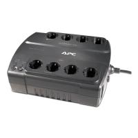 APC BE550G-GR Unterbrechungsfreie Stromversorgung UPS (Schwarz)