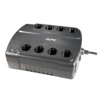 APC BE700G-GR Unterbrechungsfreie Stromversorgung UPS (Schwarz)