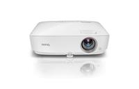 Benq W1050 Desktop-Projektor 2200ANSI Lumen DLP 1080p (1920x1080) Weiß Beamer (Weiß)