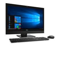 DELL OptiPlex 7450 3.6GHz i7-7700 23.8Zoll 1920 x 1080Pixel Schwarz All-in-One-PC (Schwarz)