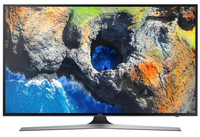 Samsung UE65MU6199U 65Zoll 4K Ultra HD Smart-TV WLAN Schwarz LED-Fernseher (Schwarz)