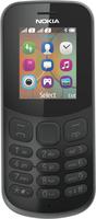 Nokia 130 (2017) 1.8Zoll Schwarz (Schwarz)
