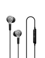 B&O PLAY Beoplay H3 im Ohr Binaural Verkabelt Schwarz, Silber Mobiles Headset (Schwarz, Silber)