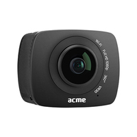 Acme Made VR30 4.5MP Full HD WLAN 110g Actionsport-Kamera (Schwarz)