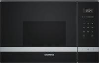 Siemens BF525LMS0 Eingebaut Solo-Mikrowelle 20l 800W Schwarz, Edelstahl Mikrowelle (Schwarz, Edelstahl)