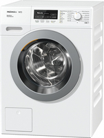 Miele WKF311 WPS Freistehend Frontlader 8kg 1400RPM A+++ Grau, Weiß Waschmaschine (Grau, Weiß)