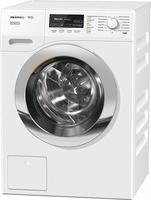 Miele WKF332 WPS Freistehend Frontlader 9kg 1600RPM A+++ Chrom, Weiß Waschmaschine (Chrom, Weiß)