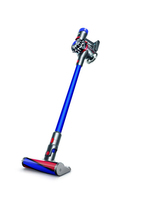 Dyson V7 Fluffy Beutellos Blau, Nickel Handstaubsauger (Blau, Nickel)