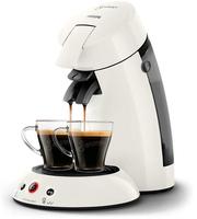 Senseo Original Kaffeepadmaschine HD6554/10 (Weiß)