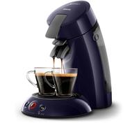 Senseo Original Kaffeepadmaschine HD6554/40 (Blau)