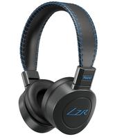 Magnat LZR 568 BT Kopfband Binaural Verkabelt Schwarz, Blau Mobiles Headset (Schwarz, Blau)