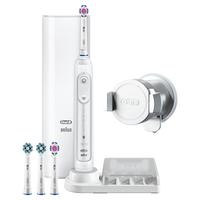 Oral-B Genius 9200W 3DWhite Erwachsener Weiß (Weiß)