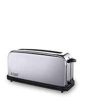 Russell Hobbs 23510-56 1Scheibe(n) 1000W Edelstahl Toaster (Edelstahl)