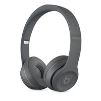 Beats by Dr. Dre Beats Solo3 Kopfband Binaural Verkabelt/Kabellos Grau Mobiles Headset (Grau)