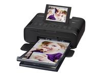 Canon SELPHY CP1300 Farbstoffsublimation 300 x 300DPI WLAN Fotodrucker (Schwarz)
